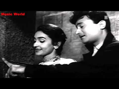 Dil Ka Bhanwar Kare Pukar.. Ghar Ke Samne (1963)