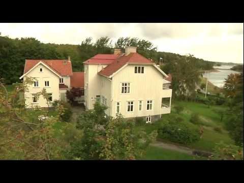 Villa Solvik på Styrsö Skäret