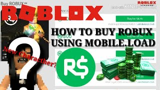 How To Buy Robux Using Load Globe Iphone Preuzmi