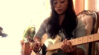 Self Control - Frank Ocean (Guitar cover by Shalimar Gaza)