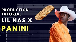 Production Tutorial: Lil Nas X - Panini | Beat Academy