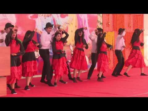 Holi Fest 2017 Lok Nritya  Goa
