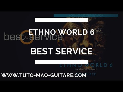Ethno World 6 Best Service Kontakt Native Instruments [TUTO MAO