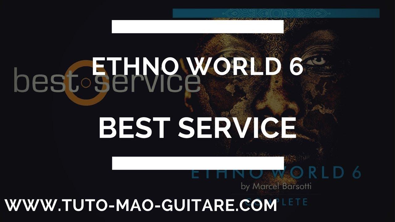 Ethno World 6 Best Service Kontakt Native Instruments [TUTO MAO GUITARE]