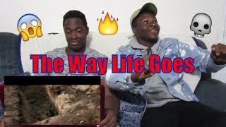 Lil Uzi Vert - The Way Life Goes Remix (Feat. Nicki Minaj) [Official Music Video]:REACTION