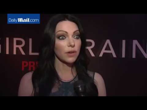 Laura Prepon at Girl on the Train premiere