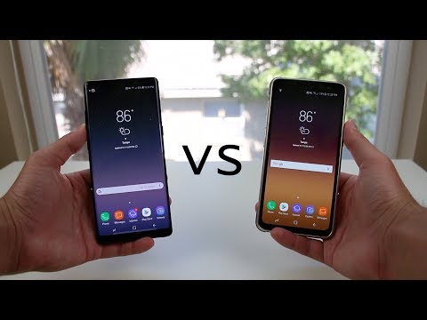 Test Galaxy - active S8 Youtube 8 Vs Speed Note