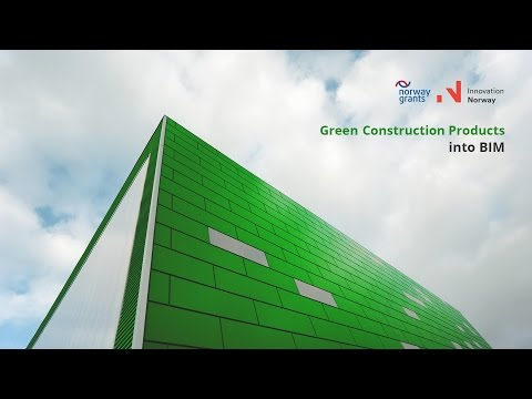 Green Construction Products into BIM