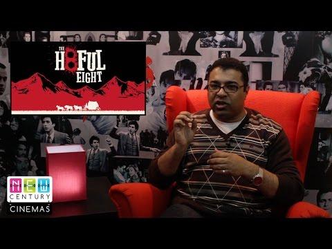 The Hateful Eight مراجعة بالعربي | فيلم جامد