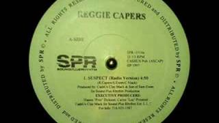 Reggie Capers - Suspect / Servin Mc