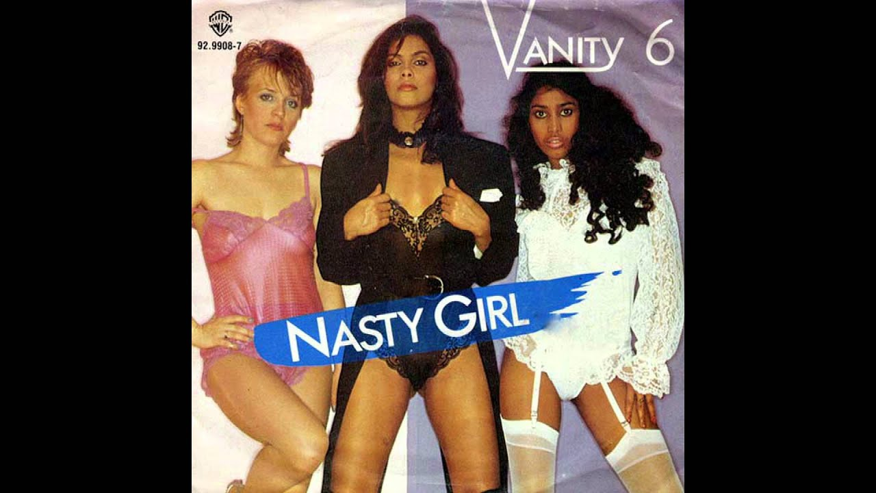 girl song Vanity 6 nasty