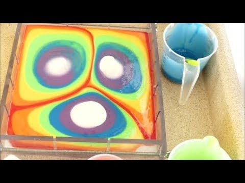 Making and Unmolding Swirled Rainbow Fruit Blast Soap + Coupon Code