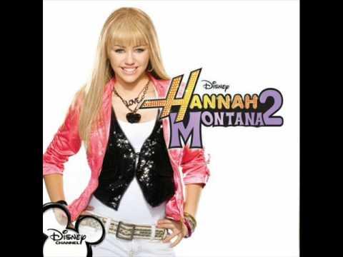 Hannah Montana- Bigger Than Us (w/ lyrics)