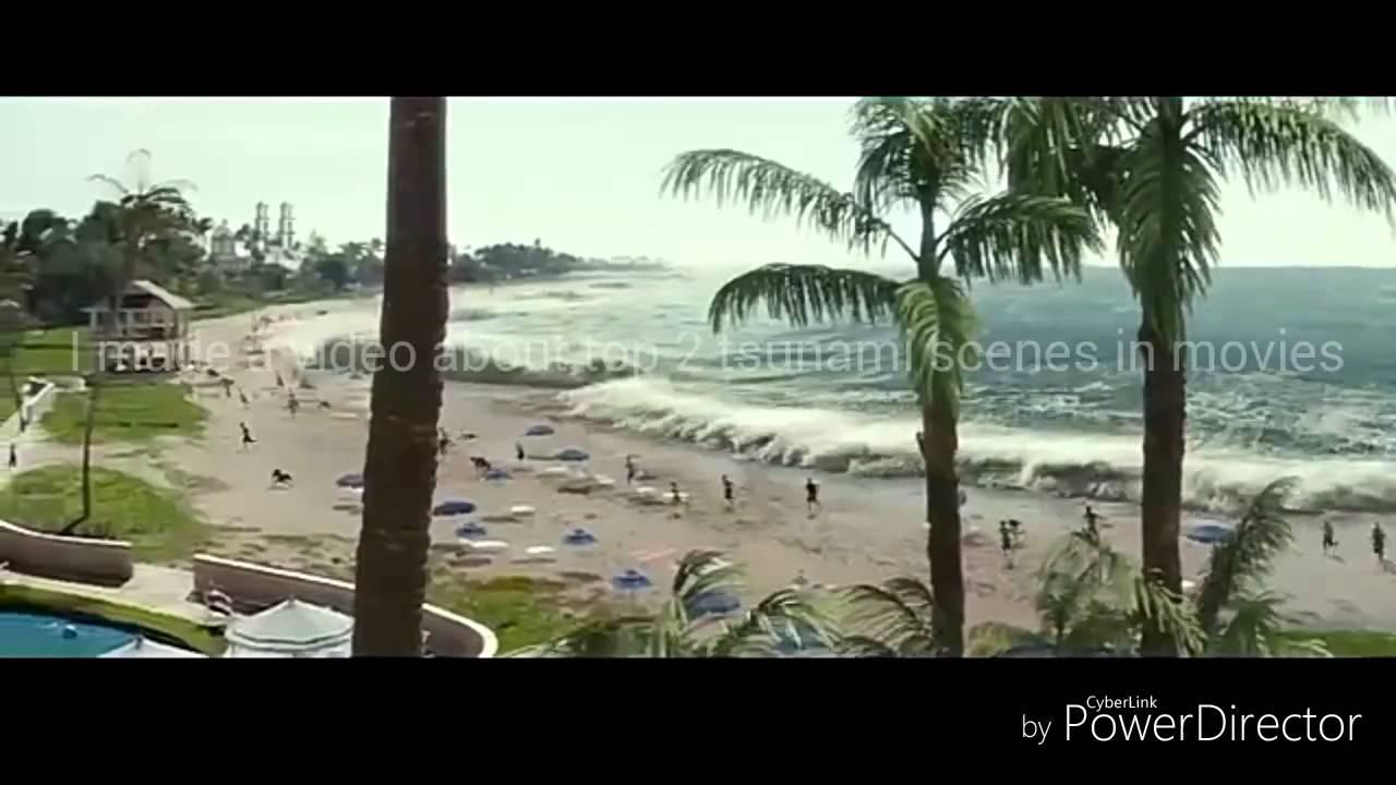 Top 2 tsunami scenes in movies