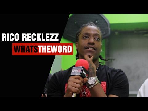 Rico Recklezz talks Soulja Boy, Chicago hip hop and More!
