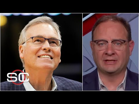 Woj on what's next for Mike D'Antoni after losing the 76ers job to Doc Rivers | SportsCenter
