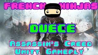 """FRENCH NINJAS PART DEUCE"" - Assassin's Creed Unity Gameplay Thumbnail"