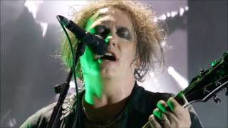 THE CURE - THE EXPLODING BOY - LIVE CHICAGO 2016 - MULTICAM VERSION