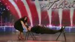 America's Got Talent 2008 (Worst magician audition)