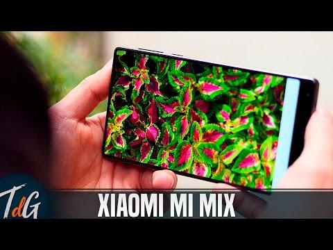 Xiaomi Mi Mix, review en español