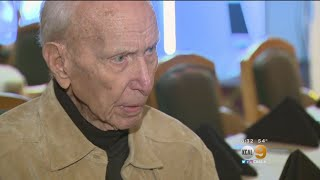 Oldest Living Baseball Player Honored