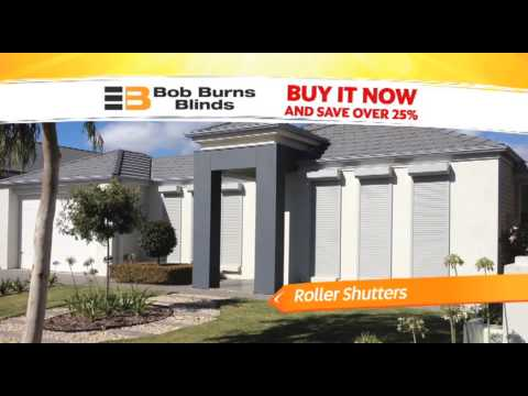 Bob Burns Blinds TV Campaign - Support a Local SA Manufacturer