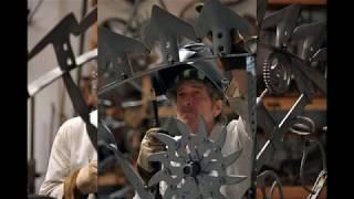 Bob Dylan Iron Works Photos