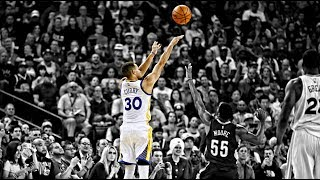 Steph Curry Shooting Form Breakdown