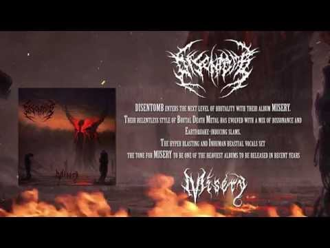 DISENTOMB - An Edifice of Archbestial Impurity