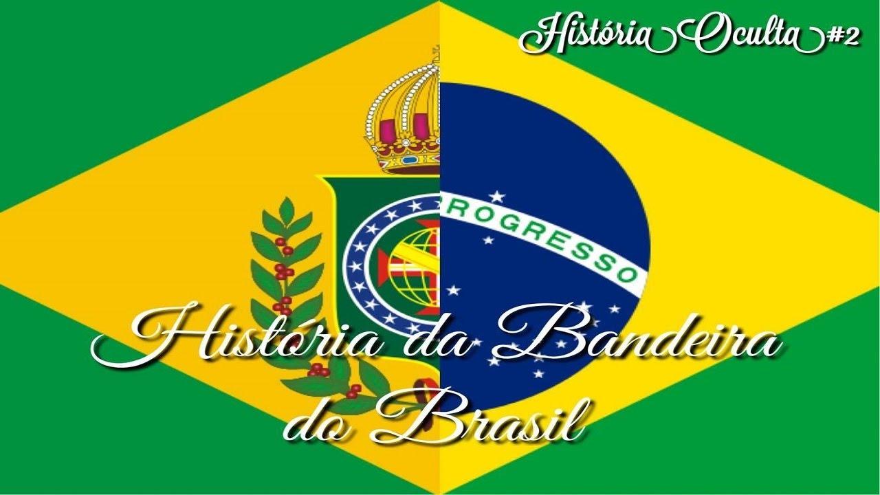 Adesivo De Parede Unicornio Mercado Livre ~ HISTÓRIA DA BANDEIRA DO BRASIL História Oculta #2 YouTube