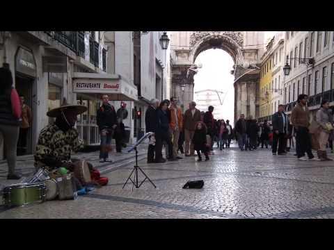 Lisbon Street   Bongo Music