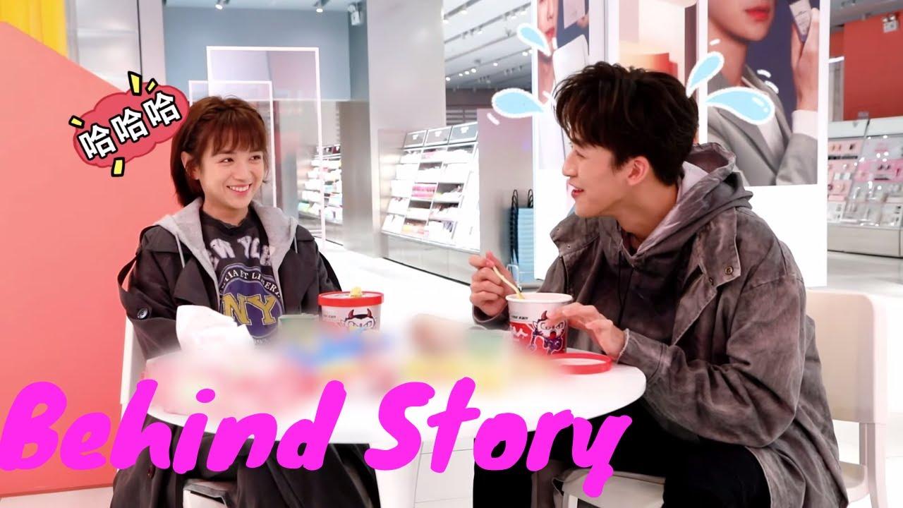 【完美的他   Love Crossed】Behind Story 6. 吃货剧组