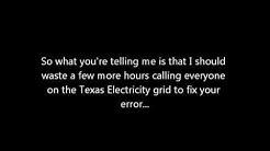 Reliant energy fail.wmv
