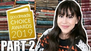 Best & Worst Books of 2019 || Goodreads Reading Challenge Wrap Up Part 2