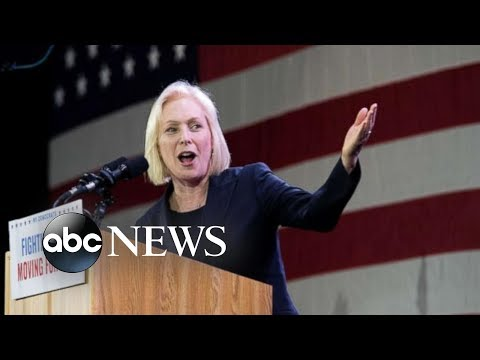 Sen. Kirsten Gillibrand shares advice for women newly elected to Congress Mp3