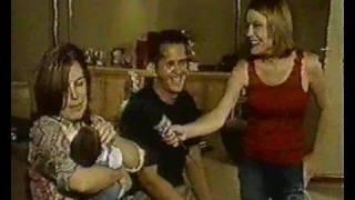 Gloria Pires e Orlando Morais apresentam Bentinho 2004