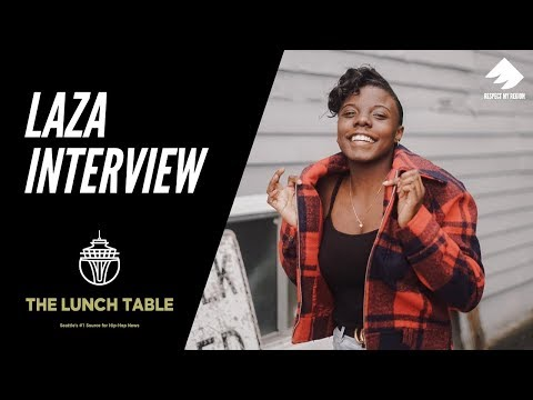 Laza Talks Signing With Warner, Her Lane In Music, Balancing Being A Writer And Artist + More!