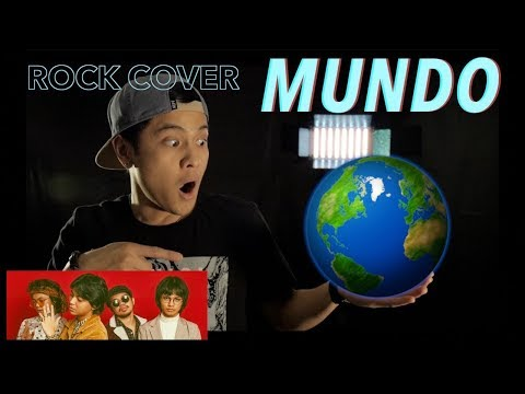 IV OF SPADES - Mundo (ROCK Cover by TUH) OPM Goes Punk