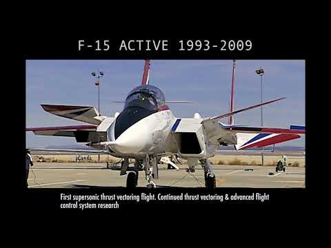 """X-Planes: Discovery Through Flight"" Video - Derivative Experimental & Research Aircraft (Testbeds)"