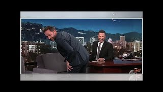 Nick Kroll Accidentally Splits His Pants On 'Jimmy Kimmel Live' World Today
