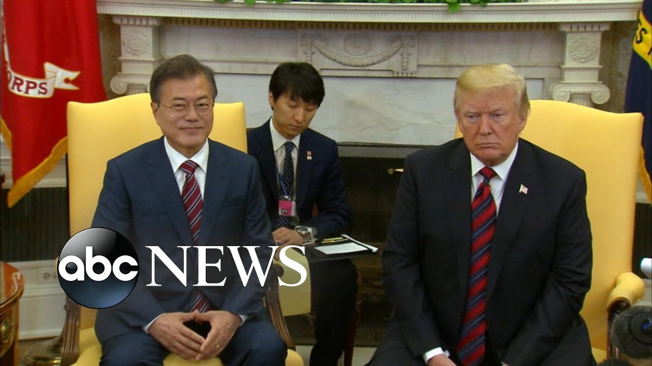 Trump summit with North Korea in jeopardy
