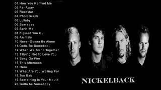 Baixar The Best Of Nickelback-Nickelback Greatest Hits-Nickelback Full Playlist 2018