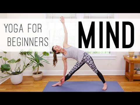 Yoga For Beginner's Mind|Yoga With Adriene