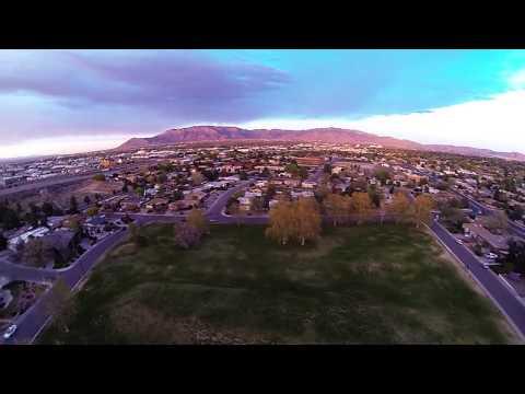 Albuquerque From Above!