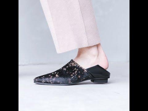 Chiko Argus Glove Shoe Mules