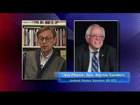Bernie Sanders Our Revolution  - Thom Hartmann 11-16-16