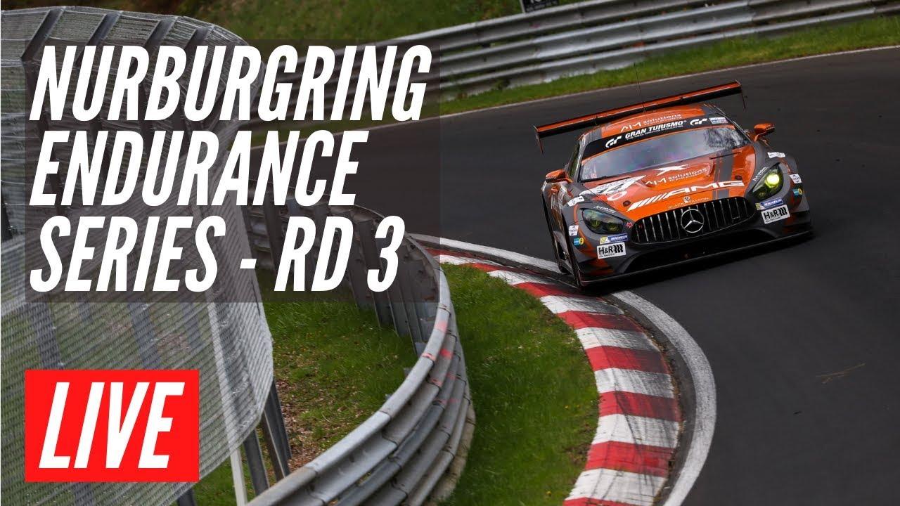 2020 Round 3 - Nürburgring Endurance Series / NLS (ex. VLN) - ENG Comms 🇬🇧 🇺🇸