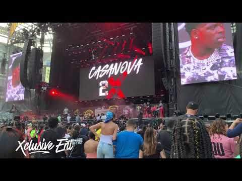 Casanova 2x – Summer Jam – MetLife Stadium – East Rutherford NJ – June 2nd 2019