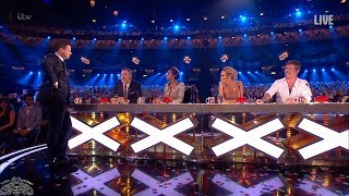 Britain's Got Talent 2018 Live Semi-Finals Results Night 1 Chat With The Judges Full S12E09
