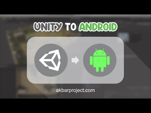 How To Build Unity Project To Android (apk)